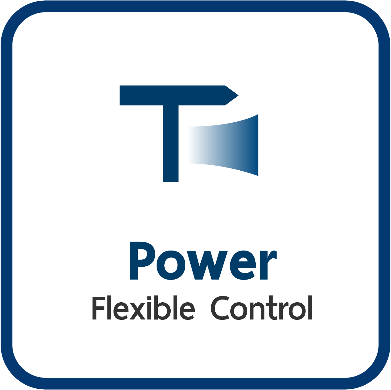 Power Flexible Control