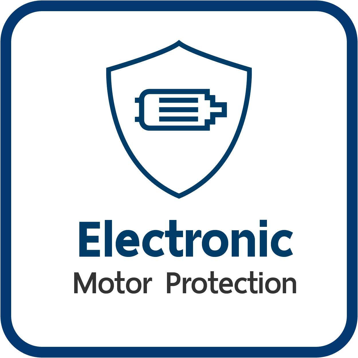 Electronic Motor Protection